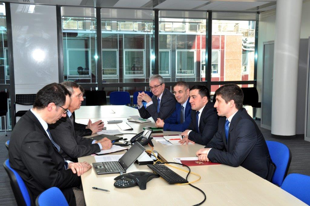 "On 27 February – 3 March 2017 by the employees of the State Maritime Administration has been carried out an audit in the headquarters of the ""Bureau Veritas"" classification society located in Paris (Photo)"