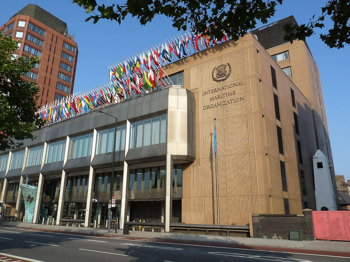 The International Maritime Organization has postponed its sessions and meetings